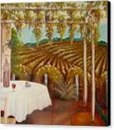 Vineyard II Canvas Print