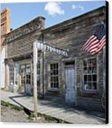 Virginia City Ghost Town - Montana Canvas Print