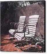 Virginia's Repose Canvas Print by David Lloyd Glover