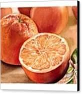 Vitamin C Canvas Print