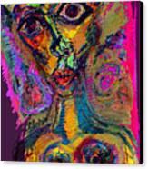 Vodoo Canvas Print