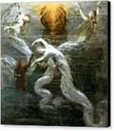 Wagner: Das Rheingold Canvas Print by Granger