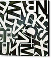 Wake My Burn Dust Xiv Canvas Print by Jason Messinger