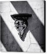 Wall Sconce Canvas Print