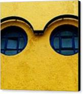 Watching You ... Canvas Print by Juergen Weiss