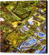 Water Prism Canvas Print by Frozen in Time Fine Art Photography