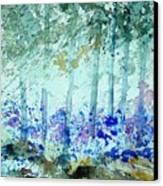 Watercolor  011105 Canvas Print
