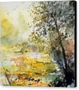 Watercolor  050906 Canvas Print