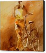 Watercolor  060108 Canvas Print