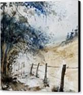 Watercolor  061106 Canvas Print