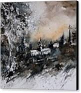 Watercolor  121206 Canvas Print