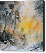 Watercolor  131206 Canvas Print