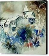 Watercolor  140408 Canvas Print