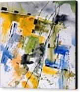 Watercolor  161106 Canvas Print