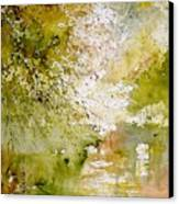 Watercolor  211005 Canvas Print