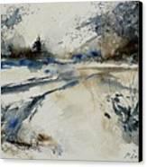 Watercolor 240906 Canvas Print