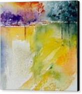 Watercolor  241008 Canvas Print