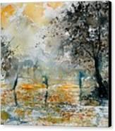 Watercolor  261006 Canvas Print