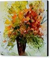 Watercolor 290806 Canvas Print
