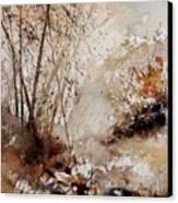 Watercolor  290808 Canvas Print