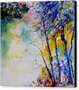 Watercolor 902081 Canvas Print