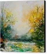 Watercolor 905081 Canvas Print
