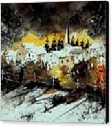 Watercolor  909072 Canvas Print