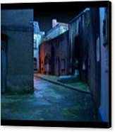 Waterford Alley Canvas Print