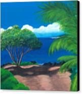 Water's Edge Canvas Print