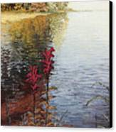 Watts Bar Lake Rockwood Tn Canvas Print