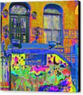 Wax Museum Harlem Ny Canvas Print