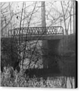 Webster Bridge Canvas Print