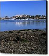 Wentworth By The Sea Hotel - New Castle New Hampshire Usa Canvas Print