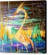 West Beach I Canvas Print by Chris Cloud