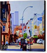 West Broadway Canvas Print