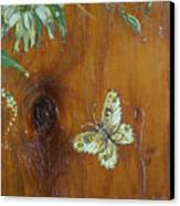Wheat 'n' Wildflowers II Canvas Print