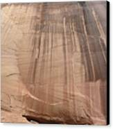 White House Ruins  Canyon De Chelly Az Canvas Print