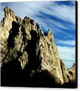 White Rocks Canvas Print