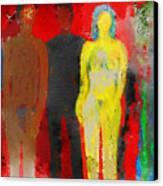 Who  Canvas Print by Carlos Camus