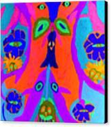 Widgets Canvas Print
