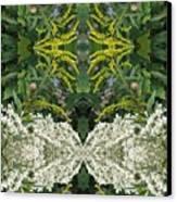 Wildflowers Canvas Print