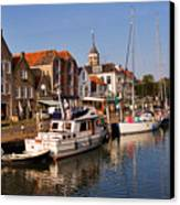 Willemstad Canvas Print by Louise Heusinkveld