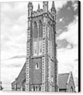 Williams College Thompson Memorial Chapel Canvas Print