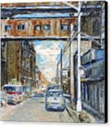 Williamsburg4 Canvas Print