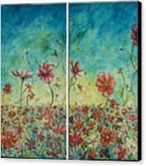 Wind Dancers Canvas Print