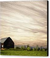 Wind Farm Canvas Print by Matt Molloy