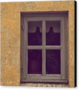 Window Canvas Print by Odd Jeppesen