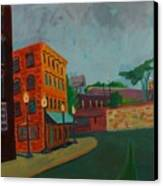 Wingate Street Canvas Print