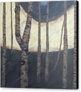 Winged Landscape Canvas Print