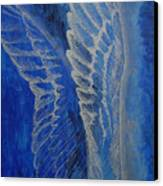 Wings Of Angel Canvas Print